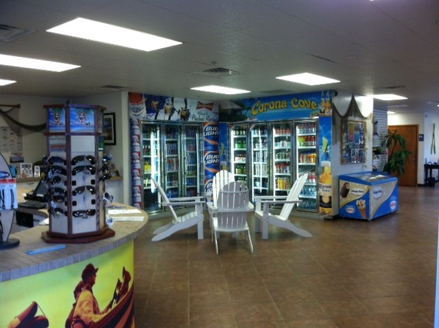 Ship's Store at Pineland Marina