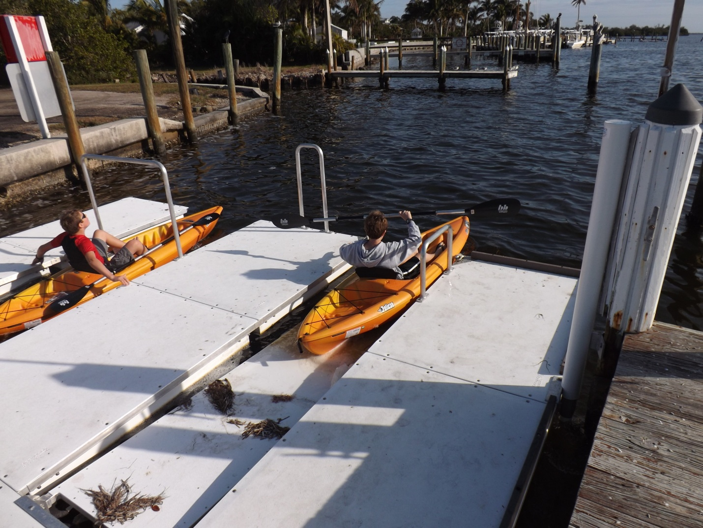 Easy to Use Kayak Launch