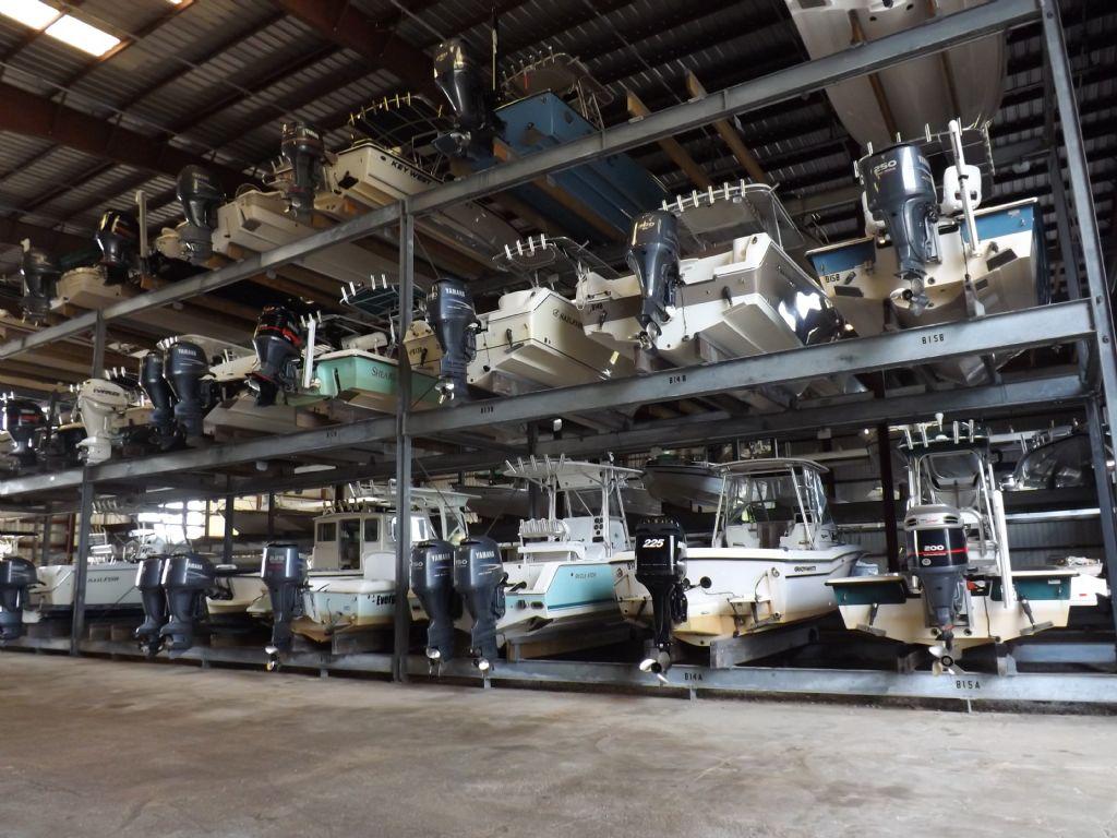 Dry Storage Pineland Marina